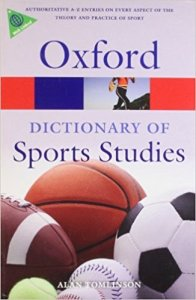 Oxford Sports Studies, Professor Alan Tomlinson, University of Brighton